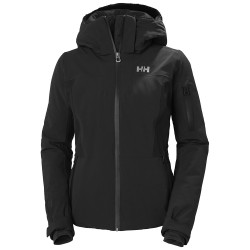 VESTE DE SKI W PINNACLE BLACK