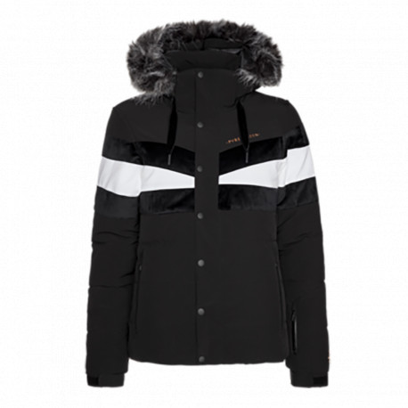 VESTE DE SKI ALISON TRUE BLACK