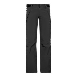 PANTALON DE SKI LOLE JR SOFTSHELL TRUE BLACK