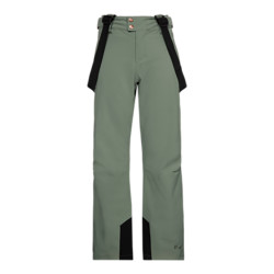 PANTALON DE SKI BORK JR GREEN SPRAY