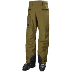 PANTALON DE SKI GARIBALDI 2.0 UNIFORM GREEN