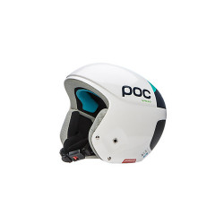 CASQUE DE SKI ORBIC COMP JULIA WHITE