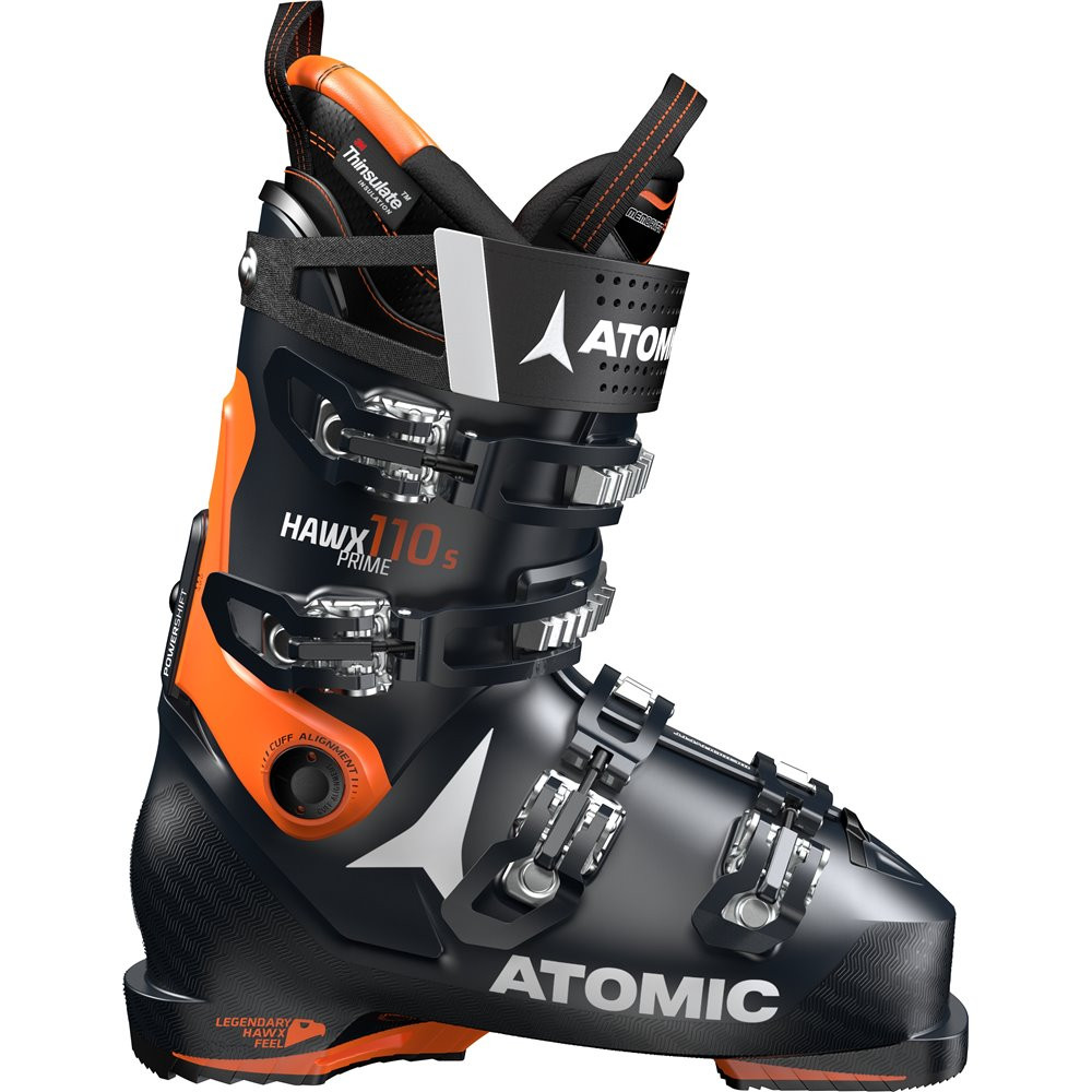 CHAUSSURES DE SKI HAWX PRIME 110S MIDNIGHT/ORANGE