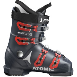 CHAUSSURE DE SKI HAWX JR 60 DARK BLUE/RED