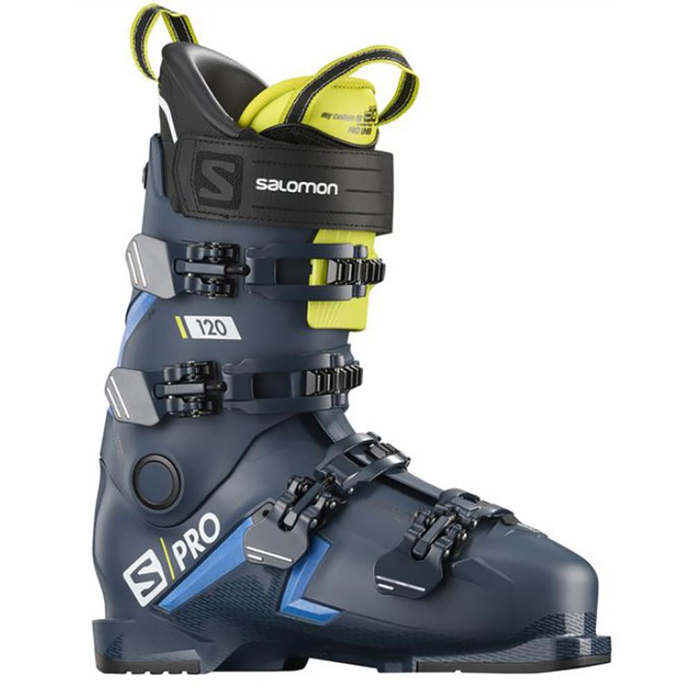 CHAUSSURES DE SKI S/PRO 120 PETROL BLUE/RACE BLUE