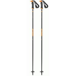 BATONS DE SKI AMT CARBON SQS GREY/ORANGE