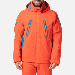 VESTE DE SKI FONCTION JKT LAVA ORANGE