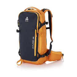SAC A DOS BACKPACK EXPLORER 26 ORANGE PEPPER