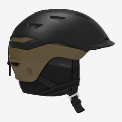 CASQUE DE SKI SIGHT BLACK BRONZE