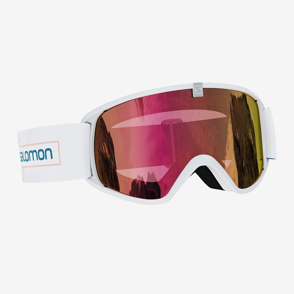GOGGLE TRIGGER WHITE RUBY S2