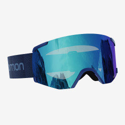GOGGLE S/VIEW BOLD MODERN BLUE MID BLUE S2