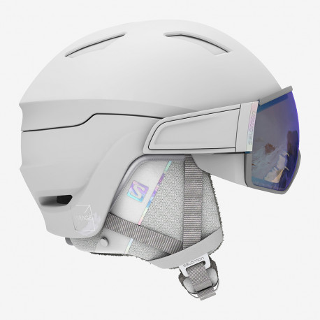 CASQUE DE SKI MIRAGE CA PHOTO WHITE