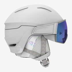 CASQUE DE SKI MIRAGE S WHITE
