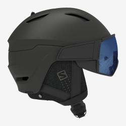 SKI HELMET DRIVER CA SIGMA BLACK SKY BLUE