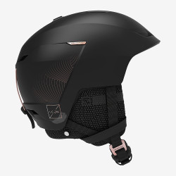 CASQUE DE SKI ICON LT CA BLACK