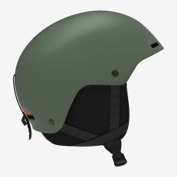 CASQUE DE SKI BRIGADE OIL GREEN