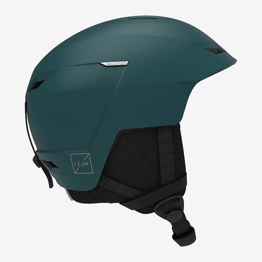 CASQUE DE SKI ICON LT ACCESS DEEP TEAL