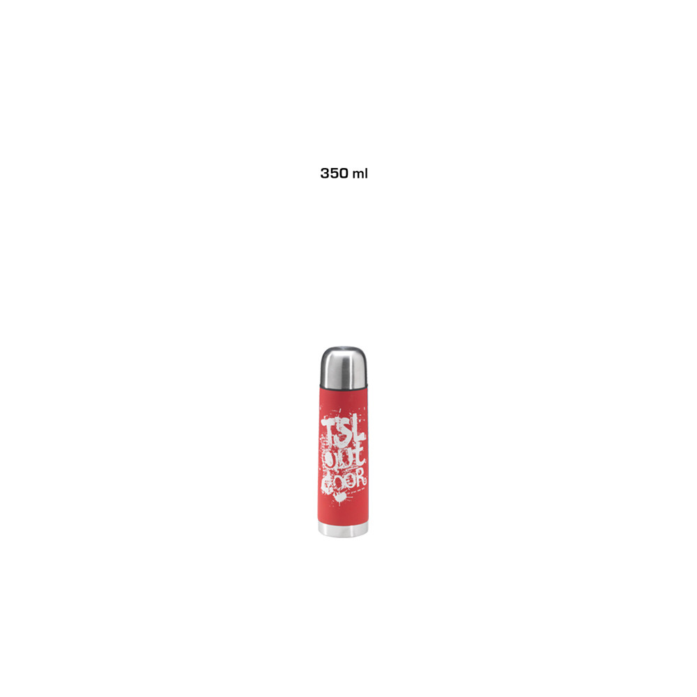 BOUTEILLE ISOTHERME 350 ML RED