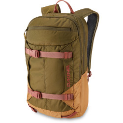 WOMEN'S MISSION PRO 18L DKOLIVECML