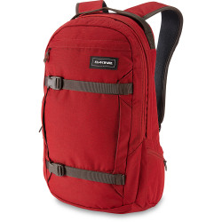 SAC A DOS MISSION 25L DEEPRED