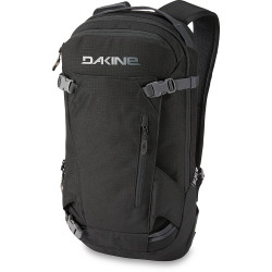SAC A DOS HELI PACK 12L BLACK