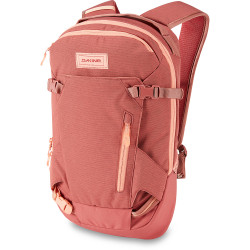 WOMEN'S HELI PACK 12L DARKROSE