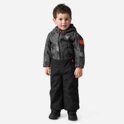 COMBINAISON DE SKI KID FLOCON SUIT CAMO GREY