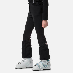 PANTLON DE SKI GIRL SKI SOFTSHELL PANT BLACK