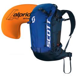 BACKPACK AIRBAG PACK PATROL E1 30 KIT BLUE/DARK BLUE