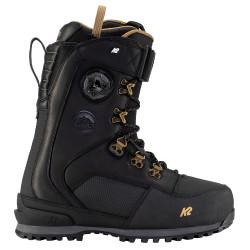 BOOTS DE SNOWBOARD ASPECT BLACK