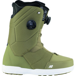BOOTS DE SNOWBOARD MAYSIS OLIVE