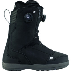 BOOTS DE SNOWBOARD BOUNDARY BLACK