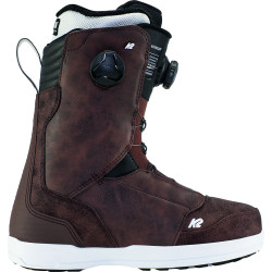 BOOTS DE SNOWBOARD BOUNDARY BROWN