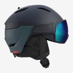 CASQUE DE SKI DRIVER BLUE/BLUE/SOLAR
