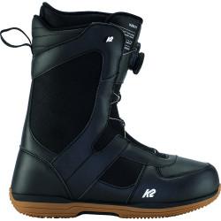 BOOTS DE SNOWBOARD MARKET BLACK