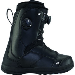 BOOTS DE SNOWBOARD KINSLEY BLACK
