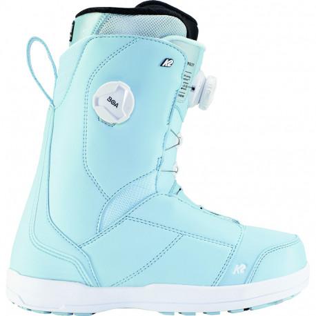 BOOTS DE SNOWBOARD KINSLEY LIGHT BLUE