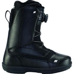 BOOTS DE SNOWBOARD SAPERA BLACK