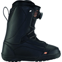 BOOTS DE SNOWBOARD HAVEN BLACK