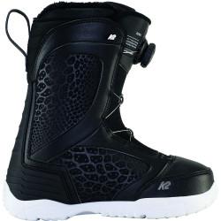 BOOTS DE SNOWBOARD BENES BLACK