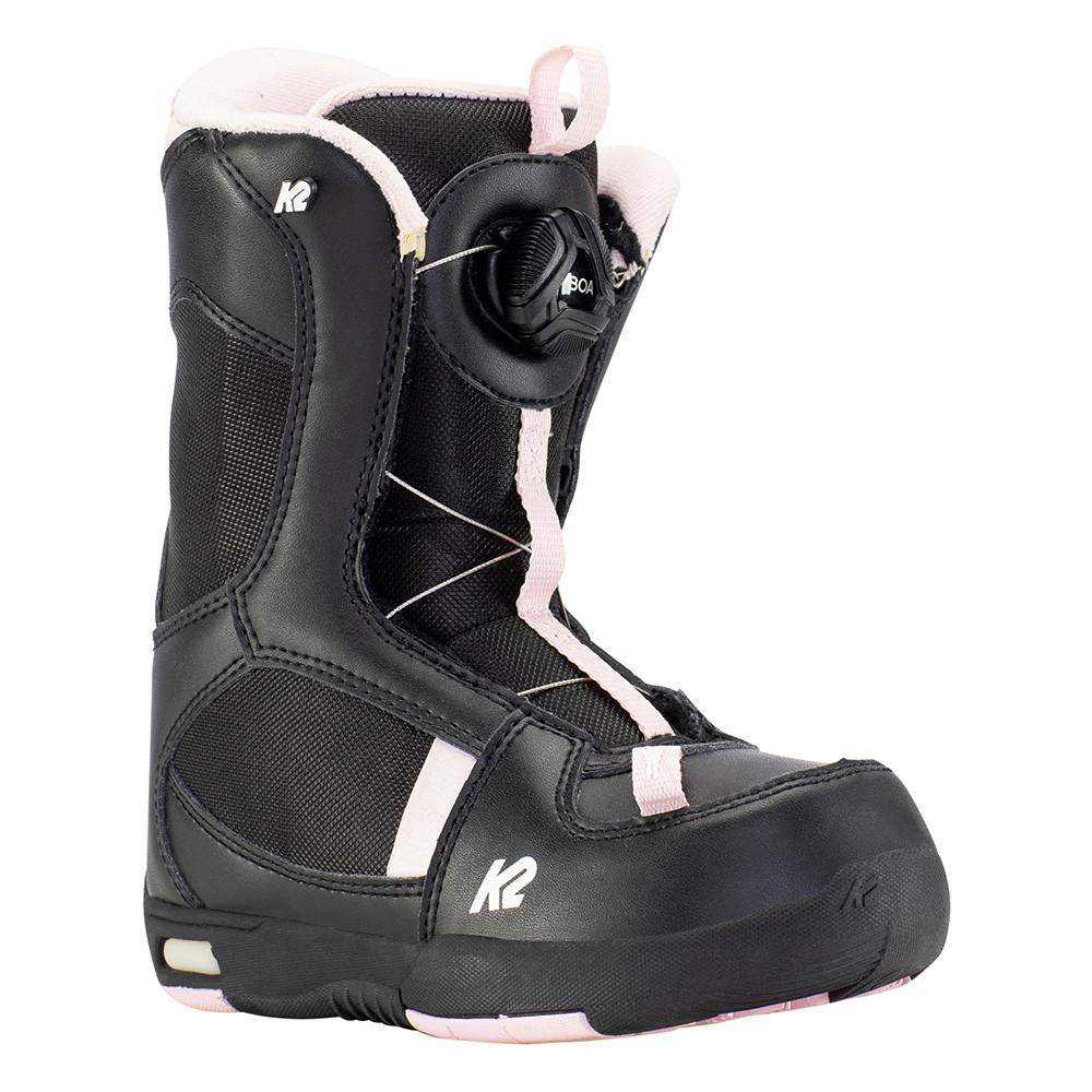 SNOWBOARD BOOTS LIL KAT BLACK
