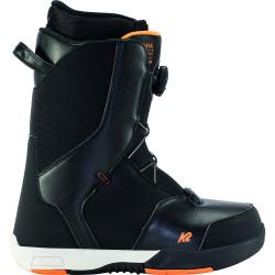 BOOTS DE SNOWBOARD VANDAL BLACK
