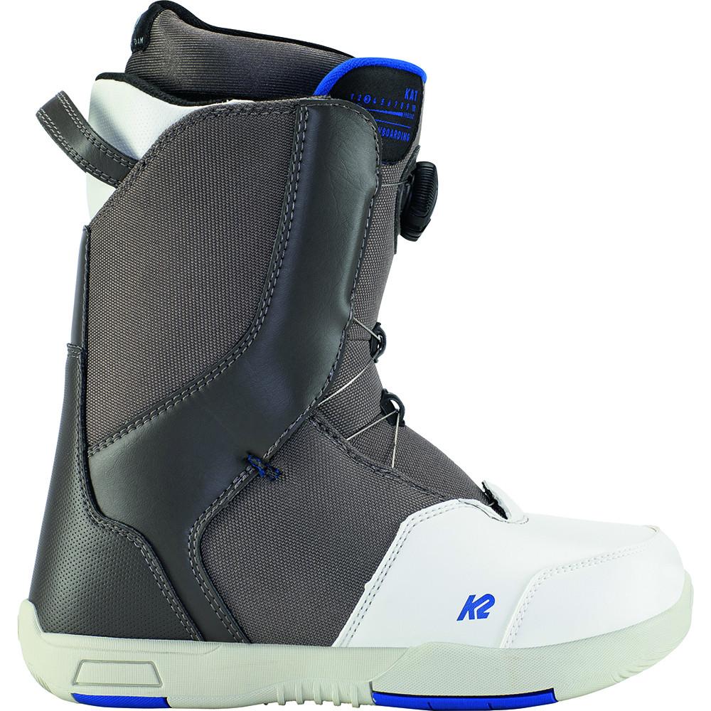 BOOTS DE SNOWBOARD KAT GREY