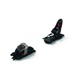 FIXATION DE SKI DE RANDO DUKE PT 12 100MM BLACK/RED