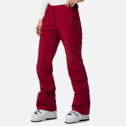 PANTALON DE SKI W ELITE PANT DARK RED