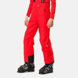PANTALON DE SKI BOY CONTROLE PANT SPORT RED