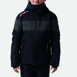 VESTE DE SKI BOY PADDED JKT BLACK