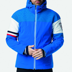 VESTE DE SKI SUPERCORDE ARM LOGO ROYAL BLUE