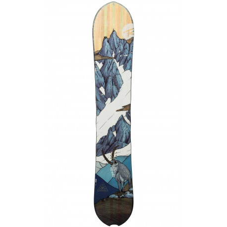 SNOWBOARD XV + FIXATIONS K2 CINCH TC BLACK - Taille: XL (44.5-50)