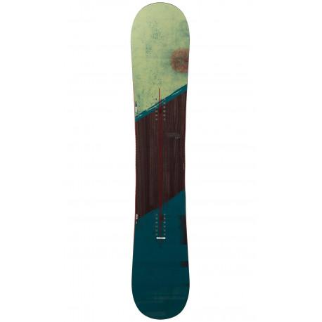 SNOWBOARD TEMPLAR + FIXATIONS K2 FORMULA BLACK - Taille: L (40.5-46)